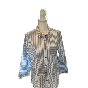 NWT. Blouse by Multiples.
